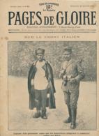 PAGES DE GLOIRE, Revue 16 Pages, N° 60, Dimanche 23 Janvier 1916, Le Soissonnais, Salonique, Champagne, Crapouillots... - Livres, BD, Revues
