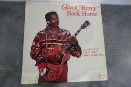 Disque Chuck Berry - Back Home - Musidisc 30 CV 1401 - 1978 - Rock