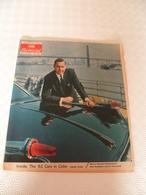 The Détroit News Sunday Pictorial , Octobre 1961 , Voitures - Divertissement