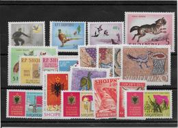 Thème Oiseaux - Albanie -  Timbres Neufs **/* - TB - Collections, Lots & Séries