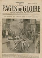 PAGES DE GLOIRE, Revue 16 Pages, N° 19, Dimanche 11 Avril 1915, Lisse-en-Champagne, Rothweil, Munich, Constantinople... - Livres, BD, Revues