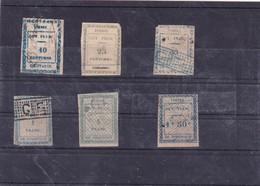 Timbres De Dimension Guyane Française - Guyane Française (1886-1949)