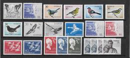 Thème Oiseaux - Suède -  Timbres Neufs ** - TB - Collections, Lots & Séries