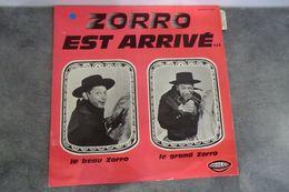 Disque Henri Salvador - Zorro Est Arrivé - Rigolo RI 30.001 -  1964 - - Autres - Musique Française