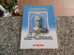 Repubblica Di San Marino 4 Secoli Di Posta, Francobolli & Interi Postali - Varietà & Curiosità