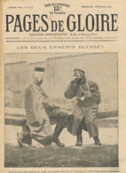 PAGES DE GLOIRE, Revue 16 Pages, N° 11, Dimanche 14 Février 1915, Les Vosges, Argonne, Craonne, Steinbach, Zeppelins... - Livres, BD, Revues
