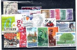 Danemark / Lot De Timbres / Etats Divers - Danemark