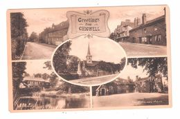 GREETINGS FROM CHIGWELL MULTIVIEW Nr EPPING FOREST ESSEX UNUSED - England