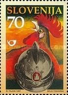 ESLOVENIA 1997 - BOMBEROS - YVERT Nº 176** - Slovénie