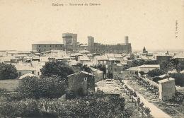 Salon De Provence Panorama Du Chateau - Salon De Provence