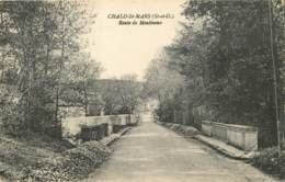 91 - CHALO SAINT MARS - Route De Moulineux - Autres Communes