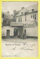 * Tongeren - Tongres (Limburg) * (Ed Nels, Série 42, Nr 7) Coin De L'ancien Béguinage, Begijnhof, Couvent, Animée, TOP - Tongeren
