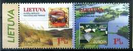 1999 LITUANIA SET MNH ** - Lituania
