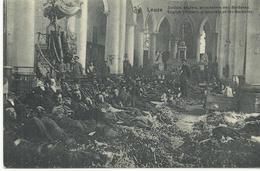 Leuze Soldats Anglais Prisonniers Des Barbares (1079) - Eghezée
