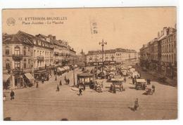 12. ETTERBEEK-BRUXELLES  Place Jourdan - Le Marché - Etterbeek