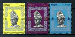 1970 MALESIA Trengganu SET MNH ** - Malaysia (1964-...)