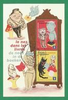 Belgien  2010  Mi.Nr. Block 150 (4048 / 4049) , EUROPA CEPT - Kinderbücher - Gestempelt / Used / (o) - Europa-CEPT