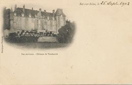 Bar Sur Seine Pionniere Chateau De Vendeuvre  1902 Vers Chateau D' Allemand Eliane De Broissia Lugrin 74 - Bar-sur-Seine