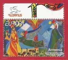 Armenien / Armenia  2010  Mi.Nr. 713 , EUROPA CEPT - Kinderbücher - Postfrisch / MNH / (**) - Europa-CEPT