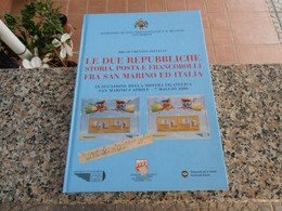 Repubblica Di San Marino - Le Due Repubbliche - Varietà & Curiosità