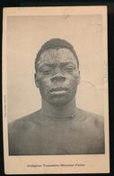 CONGO BELGE  - INDIGENE TURUMBU ( STANLEY FALLS )  TATOE'S - Congo Belge - Autres