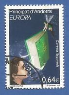 Andorra (Spanische Post) 2010  Mi.Nr. 370 , EUROPA CEPT - Kinderbücher - Gestempelt / Used / (o) - Europa-CEPT