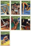 Ref. 68430 * NEW *  - NICARAGUA . 1989. GAMES OF THE XXV OLYMPIAD. BARCELONA 1992. 25 JUEGOS OLIMPICOS VERANO BARCELONA - Nicaragua