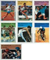 Ref. 52129 * NEW *  - NICARAGUA . 1990. GAMES OF THE XXV OLYMPIAD. BARCELONA 1992. 25 JUEGOS OLIMPICOS VERANO BARCELONA - Nicaragua