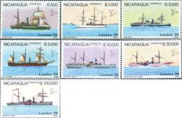 Ref. 160276 * NEW *  - NICARAGUA . 1990. EXPOSICION FILATELICA MUNDIAL DE LONDRES - Nicaragua