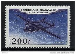 "FR Aerien YT 31 (PA) "" Prototype, Noratlas "" 1954 Neuf** - 1927-1959 Mint/hinged"
