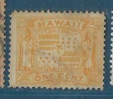 Timbre Hawai N° 63 - Hawaii
