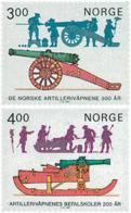 Ref. 102225 * NEW *  - NORWAY . 1985. 3 CENTENARIO DEL FUERTE DE DE KONGSTEN - Noruega