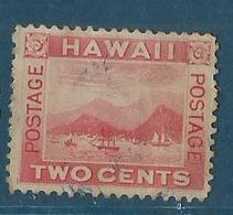 Timbre Hawai N° 70 - Hawaii