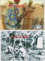 Lot - Photo Afrique  - Reproduction - NU ETHNIQUE  -  152X113 - 50 Vues - Voir Scans - Ethniciteit & Culturen