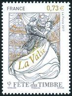 France N° 5130 ** Fête Du Timbre - La Danse La Valse - France