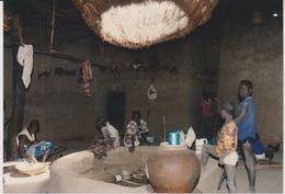 Afrique - Sénégal - Case à Impluvinium 183X127 - Afrika
