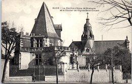 41 BLOIS - Le Pavillon D'Anne De Bretagne Et Le Clocher De L'église Saint-Vincent - Blois