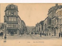 CPA - Belgique - Liège - Rue Des Guillemins - Liege