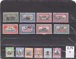 Sudan  -  Lote  14  Sellos Diferentes  OFICIAL - 4/1904 - Sudan (1954-...)