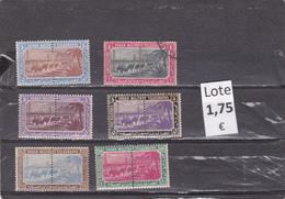 Sudan  -  Lote  6/12  Sellos Diferentes  OFICIAL - 4/1906 - Sudan (1954-...)