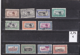 Sudan  -  Lote  11  Sellos Diferentes   - 4/1908 - Sudan (1954-...)