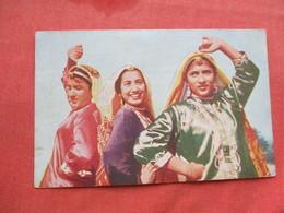 Punjabi Folk Dance  Has Stamp & Cancel   India Ref 3271 - India