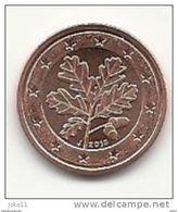 2 Cent, 2013,  Prägestätte (J),  Vz, Sehr Gut Erhaltene Umlaufmünzen - Deutschland
