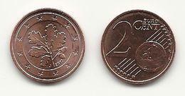 2 Cent, 2017, Prägestätte (J) Vz, Sehr Gut Erhaltene Umlaufmünze - Deutschland