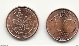 1 Cent, 2018,  Prägestätte (A),  Vz, Sehr Gut Erhaltene Umlaufmünzen - Germania