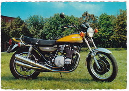 """MOTOCICLETTA  - """" KAWASAKI 900 """" - MOTORCYCLE - VIAGGIATA ANNI '70 - Moto"""