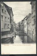 +++ CPA - VERVIERS - Le Canal Des Usines Au Quai De La Batte   // - Verviers
