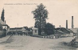 CPA - France - (58) Nièvre - Coulanges-les-Nevers - Les Usines - Other Municipalities