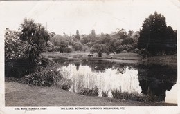 CARTOLINA - POSTCARD - AUSTRALIA - MELBOURNE - THE LAKE BOTANICAL GARDENS - VIAGGIATA PER ITALY ( ITALIA) - Melbourne
