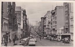 CARTOLINA - POSTCARD - AUSTRALIA - MELBOURNE - BOURKE STREET - Melbourne